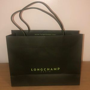 ❗️Right from 5th ave NYC- Longchamp shopping bag